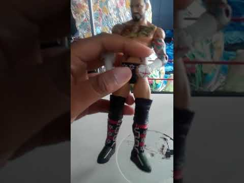 CM Punk Toys R Us Exclusive WrestleMania Series 28 Review