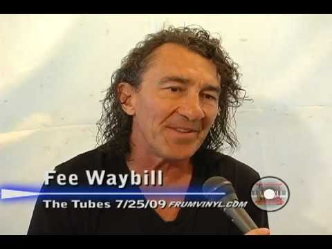 Fee Waybill of The Tubes Interview Part2
