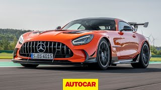 Mercedes-AMG GT Black Series review | AMG's most powerful car tested | Autocar