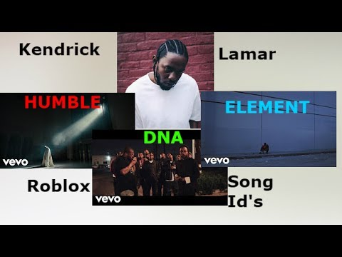 7 Roblox Song Id S Of Kendrick Lamar Humble Backseat Freestyle
