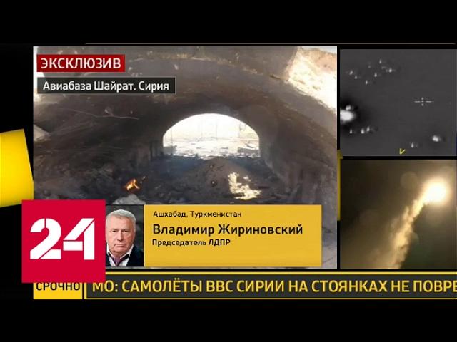 Жириновский: это спланированная акция, чтобы подорвать авторитет России