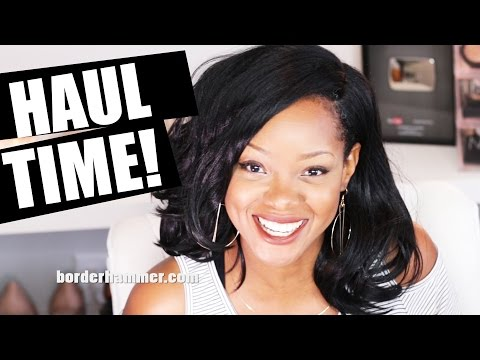 Fall Fashion Haul & Black Owned Products! Comfy Edition. | BorderHammer