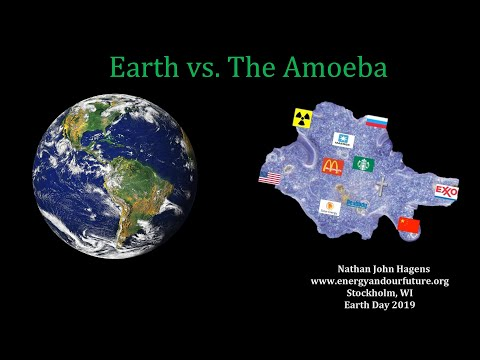 Earth vs. The Amoeba | MAHB