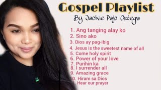 Download lagu GOSPEL PLAYLIST cover  BY JACKIE PAJO ORTEGA