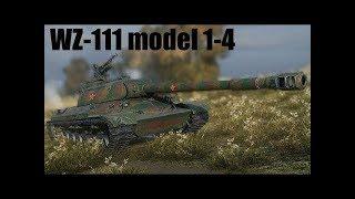 Pokaż co potrafisz !!! #1215 Uniwersalny WZ-111 model 1-4