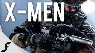 X-MEN - Battlefield 4