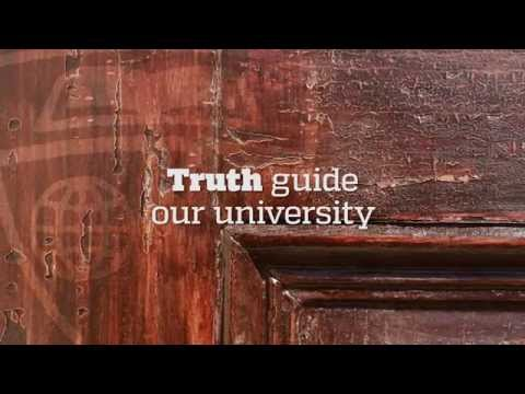 Truth Guide Our University (Lyric Video)