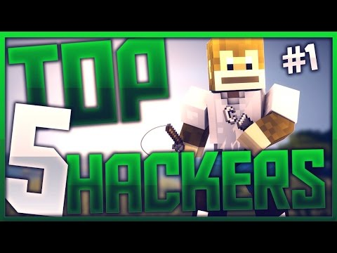 Top 5 Hackers En Cubecraft