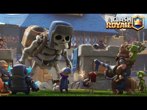 Rap Clash Royale VS Clash Of Clans Duelo De Títãs