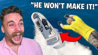 The Funniest GTA 5 Heist