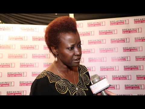 Lucy Macridis, director of sales, Villa Rosa Kempinski Nairobi