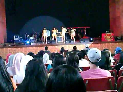 Sistar   So Cool Cover Korean Indonesian Culture and Charity Malang