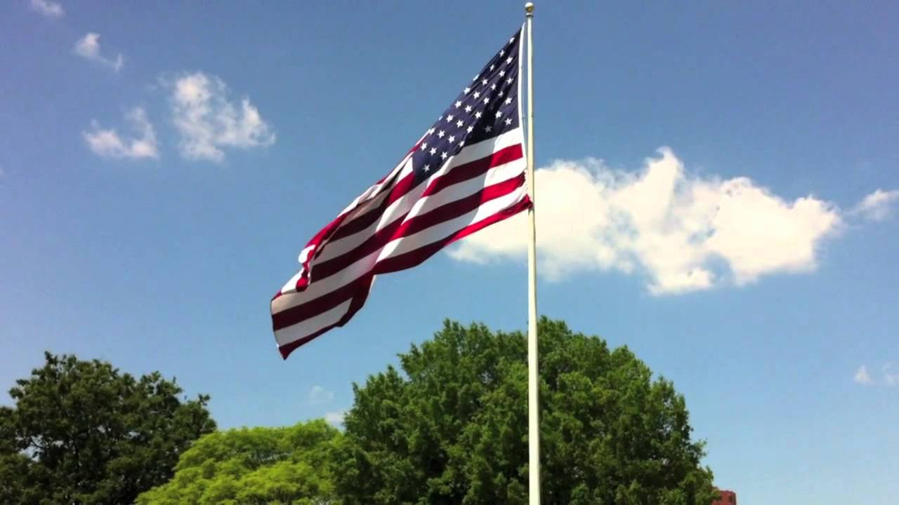 The StarSpangled Banner National Anthem Of The United States - States of america song youtube