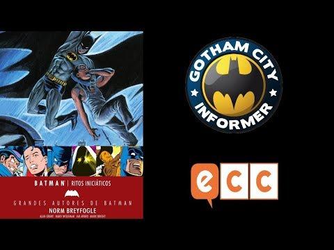 BATMAN: RITOS INICIÁTICOS | Gotham City Informer