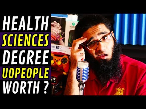 Is Health Sciences Degree from University of the People Worth ?