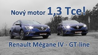 Renault Mégane GTline - NOVÝ MOTOR 1,3 TCE! #autamymaocima 2/02