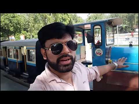 Delhi Rail Museum visit, Ravi kashyap Vlog