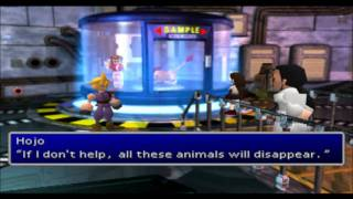 Final Fantasy VII Playthrough Part 12 Red XIII Joins