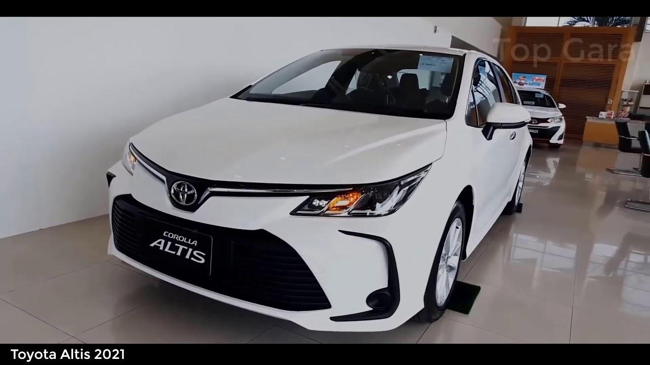 2021 Toyota Altis Performance