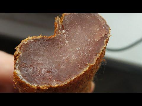 Бастурма из куриной грудки/Самый быстрый рецепт вяленого мяса