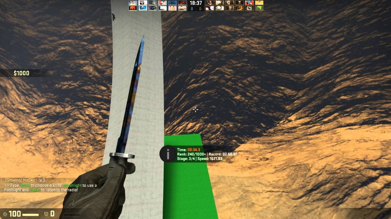 how to stop people from spectating me csgo surfing