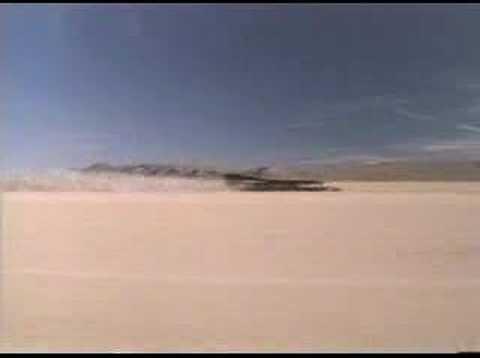 Jet engine car Oct,1997