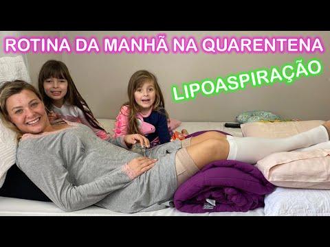 LAURINHA E HELENA ROTINA DA MANH NA QUARENTENA COM MAME OPERADA  JSSICA GODAR