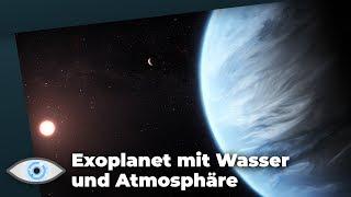Leben auf K2-18b möglich? Exoplanet mit Wasser und Atmosphäre entdeckt! - Clixoom Science & Fiction