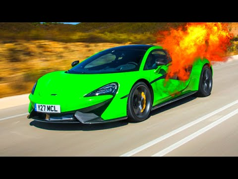 TOP 50 EXPENSIVE CAR FAILS - Sports Cars, Muscle Cars, Super Cars Fail Videos | CAR ACCIDENT