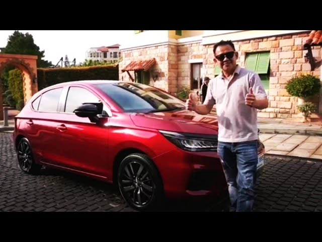 #TestDrive Honda Enjoy The Drive : City e:HEV and City Hatchback คันนี้ถูกใจใช่เลย