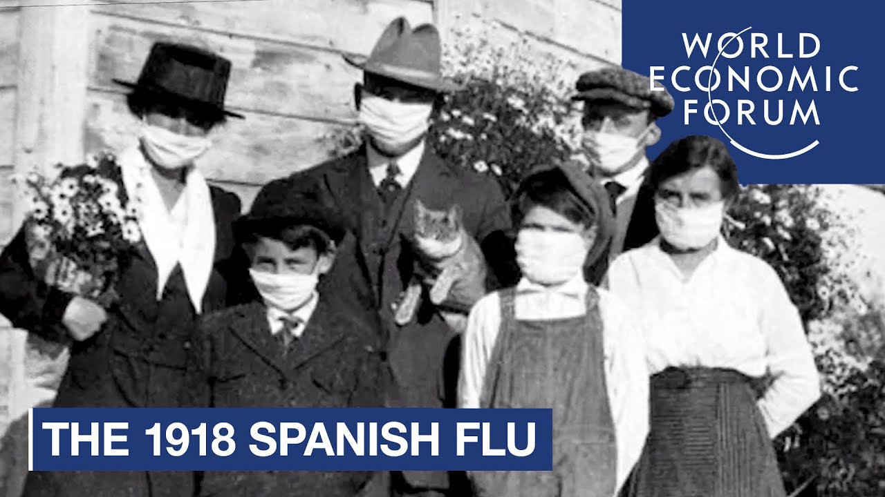 What happened in the Spanish Flu Epidemic in 1918 - YouTube