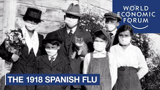 What happened in the Spanish Flu Epidemic in 1918