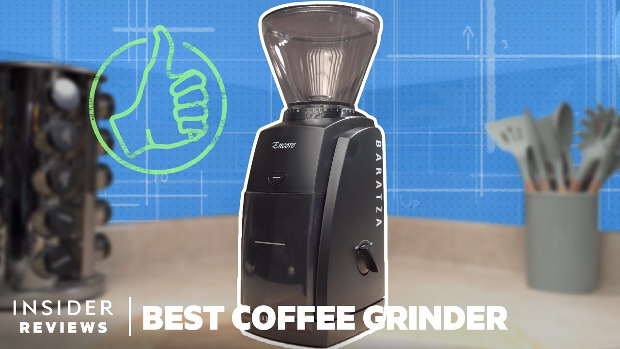 Why The Baratza Encore Conical Burr Is The Best Coffee Grinder