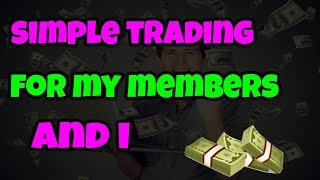 Making Easy Money Day Trading Penny Stocks With My Members | Investing 101