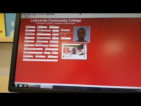 LaGuardia community college ID Center