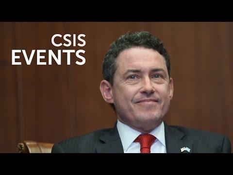 A Conversation with Ambassadors Noah Mamet and Martín Lousteau on the U.S.-Argentina Relationship