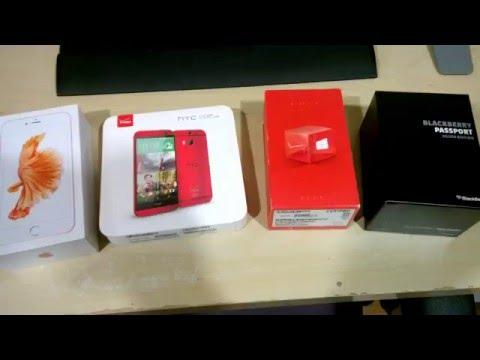 BlackBerry Vs Android Vs IOS Vs Windows 10 Mobile - Part 5
