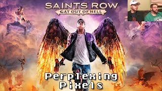 Perplexing Pixels: Saints Row: Gat out of Hell (PS4) (review/commentary) Ep187