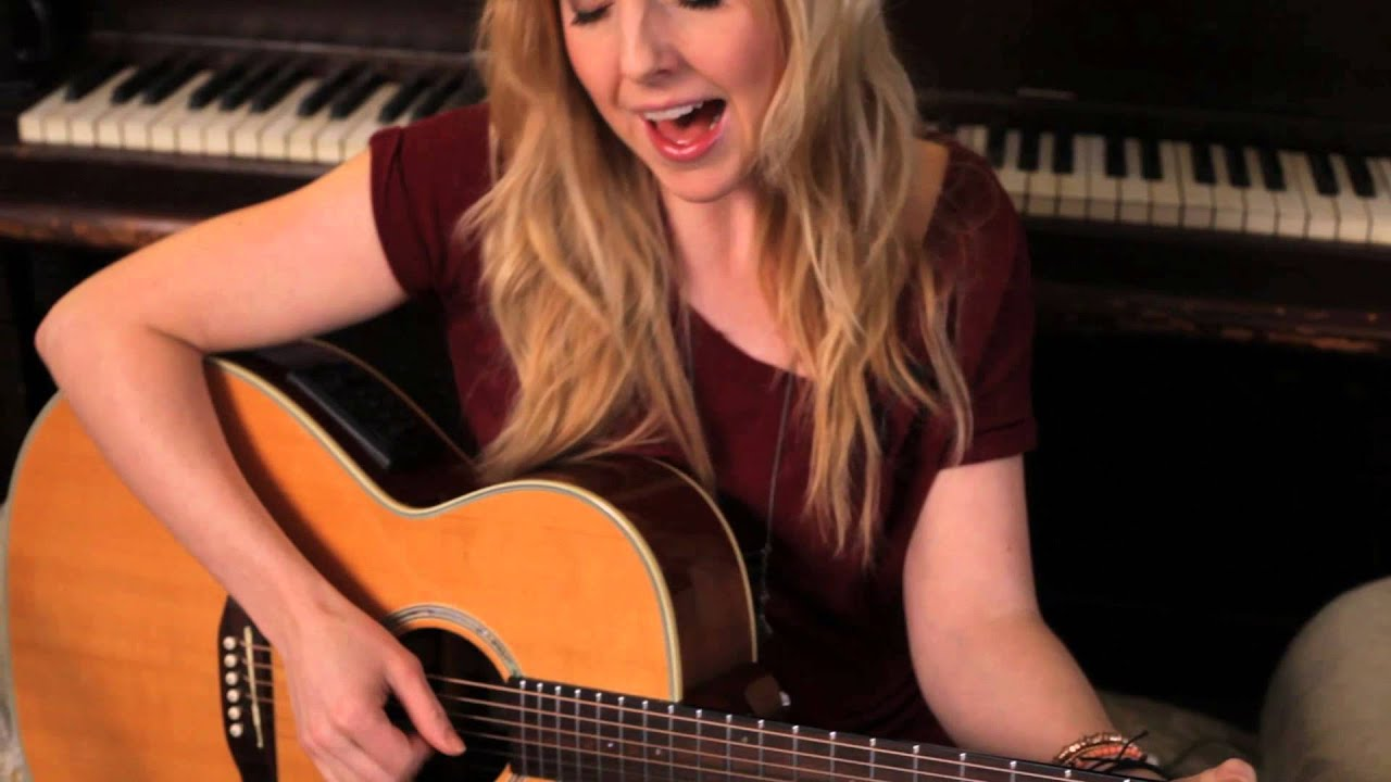 Chandelier by Sia - Cover by Melissa Bel - YouTube