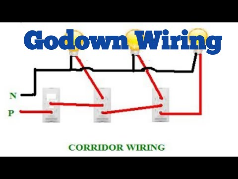 Corridor Wiring Corridor Connection Godown Wiring