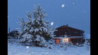 Зима...Зима..! на Пречистой горе!