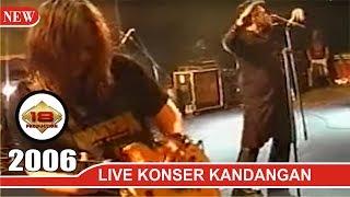 GETAH BAND PARASIT HATI LIVE KONSER LAMPUNG 2006