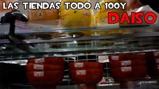 DAISO TIENDAS TODO A 100 YENES EN JAPON