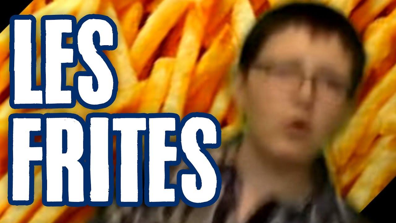 Robert – Les frites