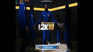 NBA 2K19  ON 920M-GAMEPLAY [Medium] PC(HD)