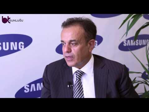 Samsung Electronics Türkiye Kurumsal Çözümler Direktörü Tansu Yeğen Röportaj