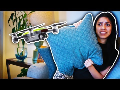 WE GOT A DRONE & RICKY DID THIS.. - VLOG #45 -