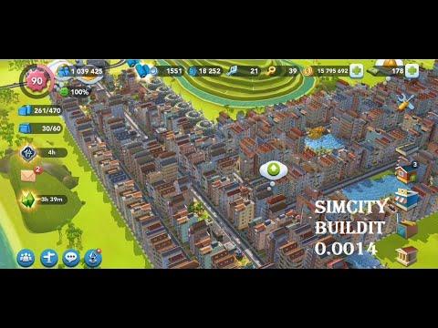 [4K] SimCity BuildIt   Update in Building It   Games  