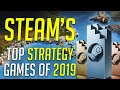 STEAM'S TOP 18 STRATEGY GAMES OF 2019