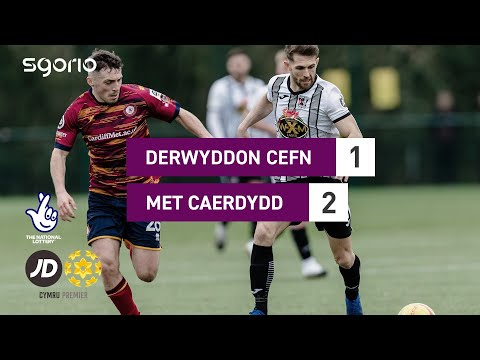Druids Cardiff Metropolitan Goals And Highlights